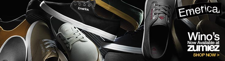 Emerica Winos - Shop Now