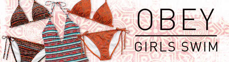 Obey Girls Swim