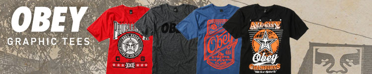 Obey Guys T-Shirts