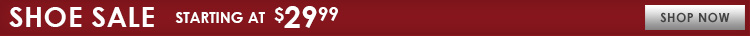 Sale Shoes Starting at $29.99