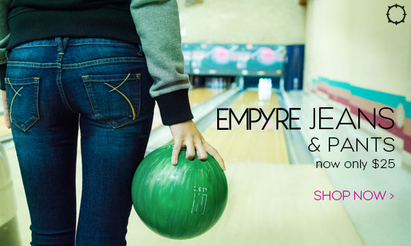 Girls Empyre Jeans