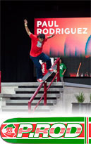 Paul Rodriguez Complete Skateboard