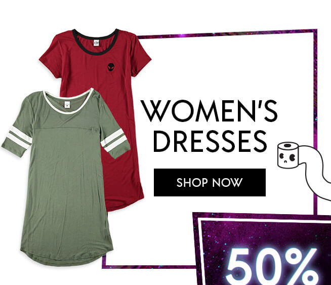 Women's Dresses 50% Off Last Marked Price