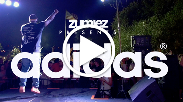 Zumiez Presents adidas House Party