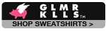 Glamour Kills Hoodies