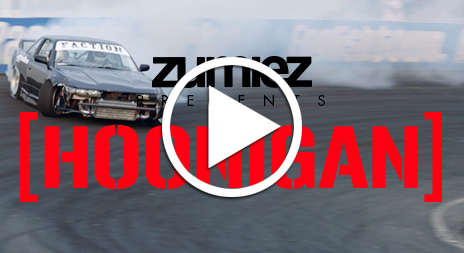 Zumiez Presents Hoonigan Drifting