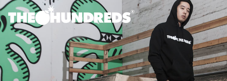 The Hundreds Hoodies & Sweatshirts
