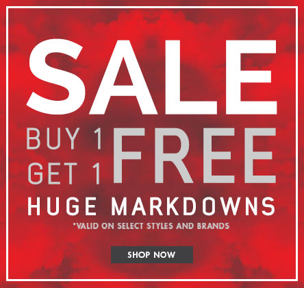 BOGO FREE Sale - Huge Markdowns