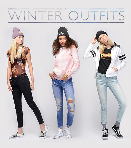 Women's Winter Outfits