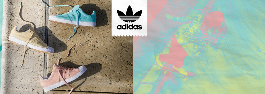 Adidas Superstar Pastel Collection Exclusive