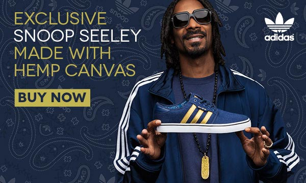 Adidas x Snoop Seeley