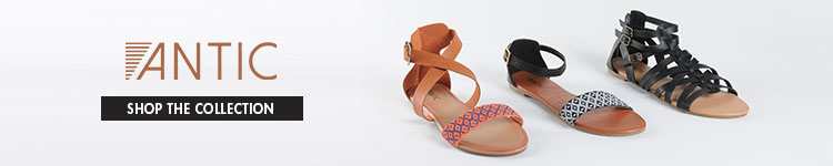 Women's Antic Sandals