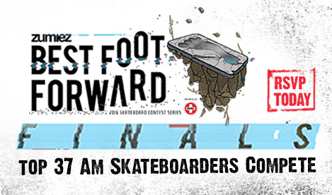 Best Foot Forward Finals