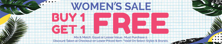 Buy One Get One Free - Womens