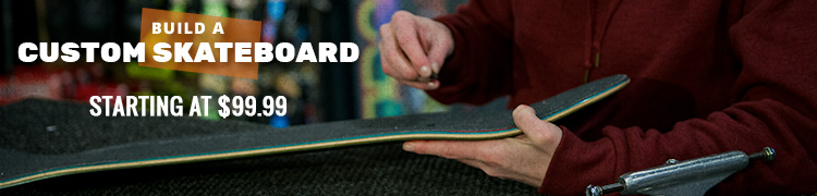 Build Your Own Skateboard Complete