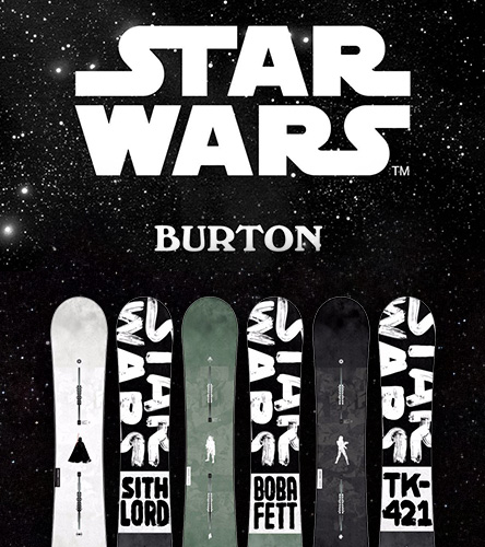 Burton x Star Wars
