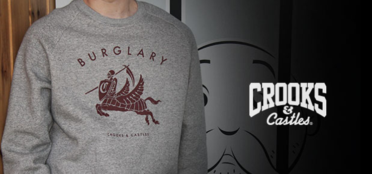 Crooks & Castles Hoodies