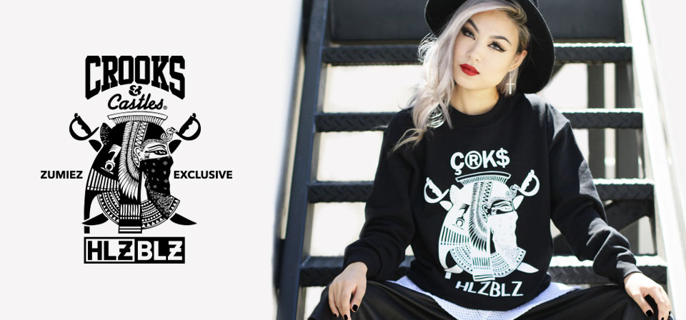 Crooks Hellz collection