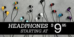 Deals on Headphones