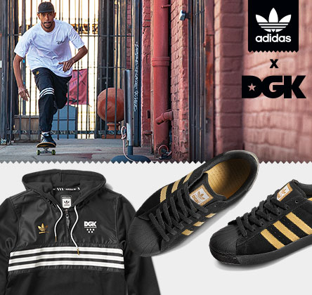 adidas x DGK Collection