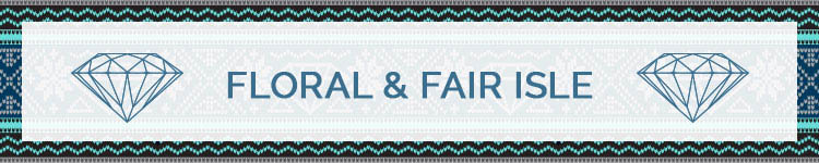 Women's Fair Isle & Floral Clothing