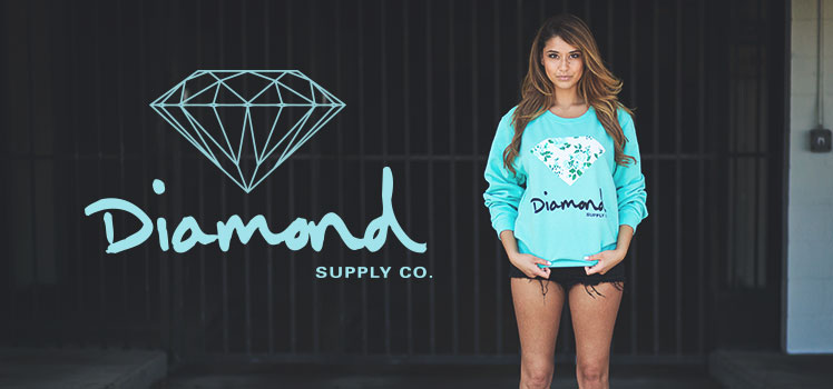 Womens Diamond Supply
