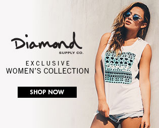 Diamond Supply Women's Exclusives