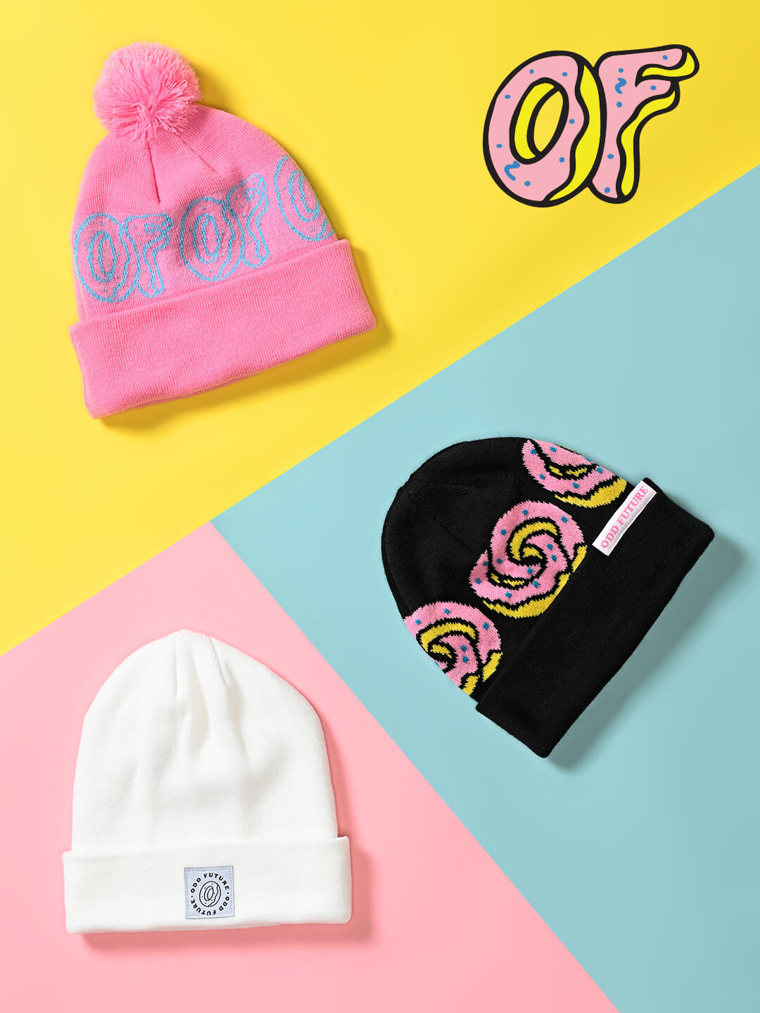 00b2f2fc KEEP YOUR HEAD WARM - NEW BEANIES FEAT. ODD FUTURE & MORE - SHOP BEANIES
