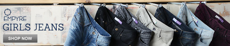 Girls Empyre Jeans & Pants