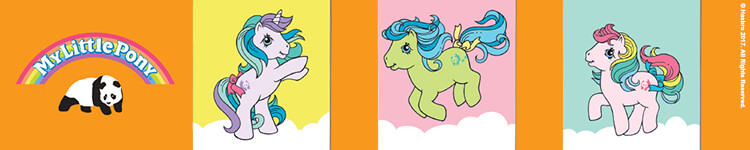 Enjoi Skateboards My Little Pony