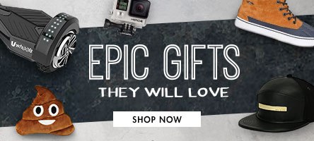 Holiday Gift Guide - Epic Gifts