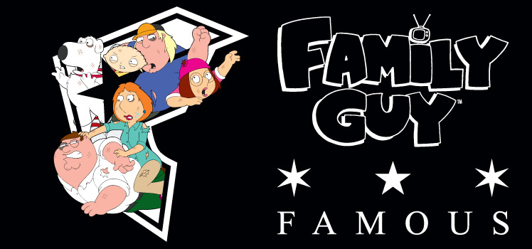 Famous stars and straps family guy