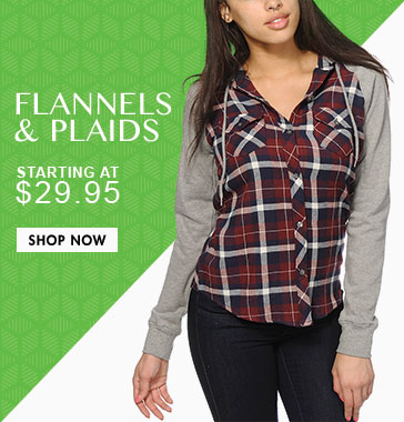 womens wovens and flannels