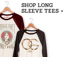 Girls Long Sleeve Tees
