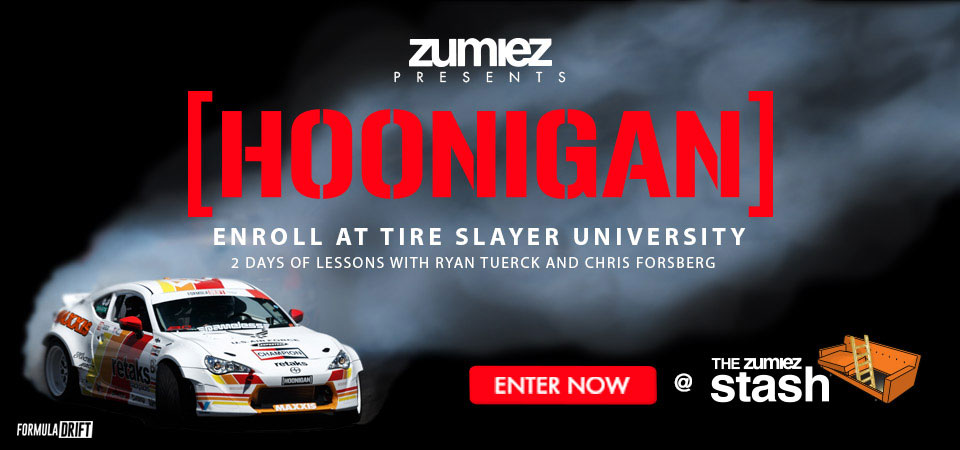 VIP Access to Zumiez Presents Hoonigan