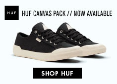 Huf shoes classic lows