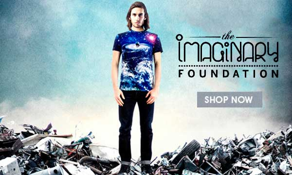 Imaginary Foundation T-Shirts