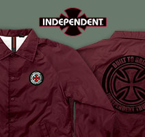 Independent Coaches Jackets