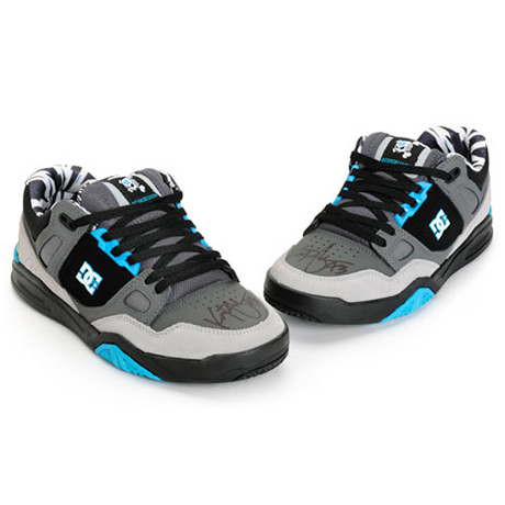 Ken Block Signed DC Shoes in Stag