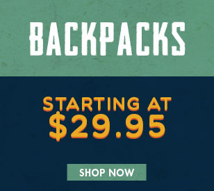 Labor Day Sale Backpacks