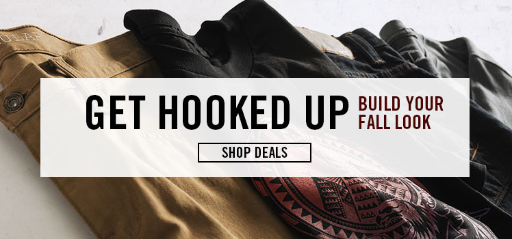 Get Hooked Up - Build Your Fall Look