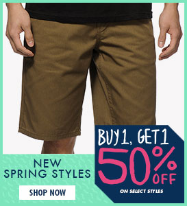 bogo 50 mens shorts