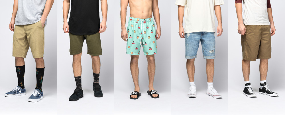 Men's Shorts | Walking Shorts at Zumiez : CP
