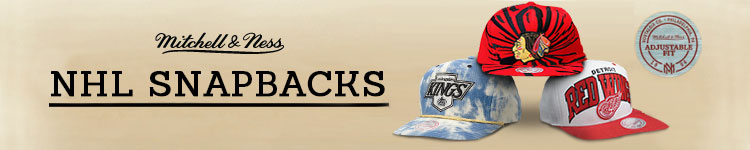 Mitchell and Ness NHL Snapbacks