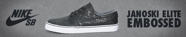 Nike Janoski Embossed Elite""