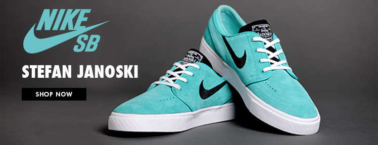 Boys Nike Skate Shoes