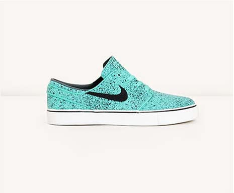 Zoom Stefan Janoski Boys Mint Speckle