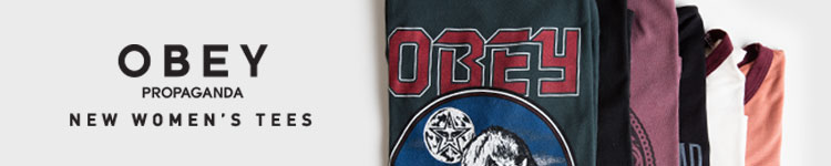 Obey Womens Tee's