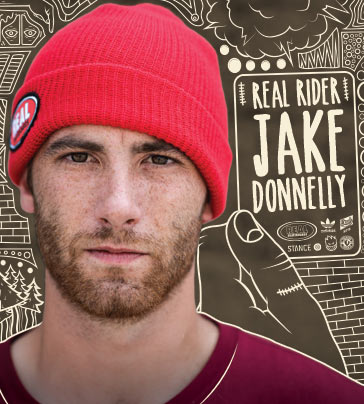 Pro Rider Jake Donnelly