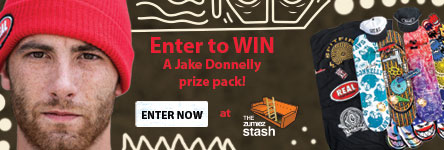 Pro Rider Jake Donnelly Stash Prize Pack